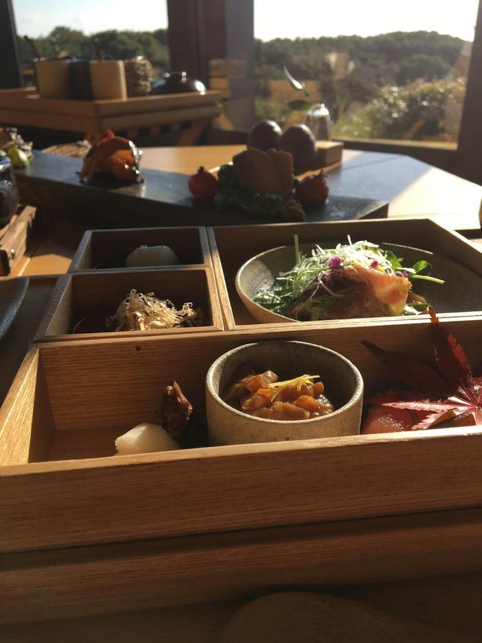 Breakfast at Amanemu