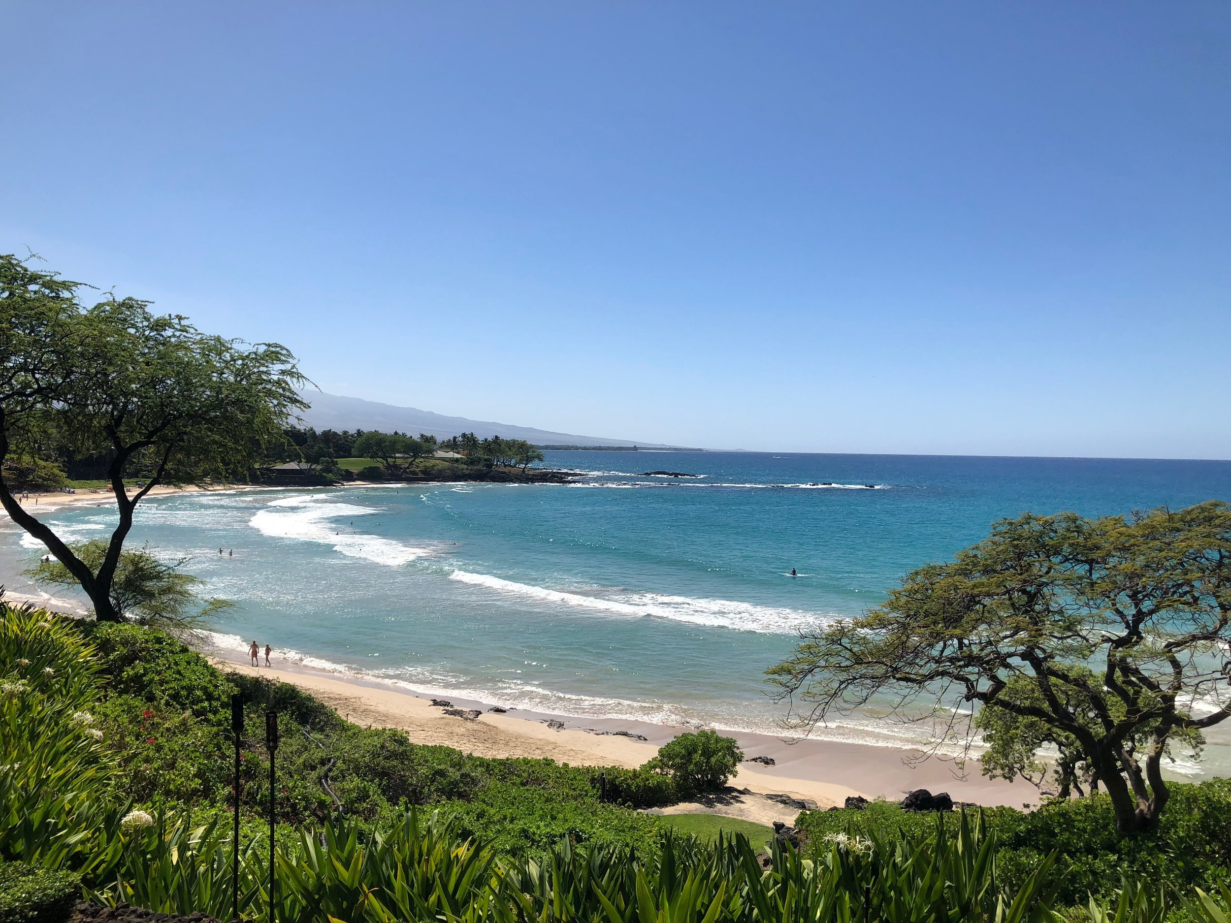 Kauna'oa Beach