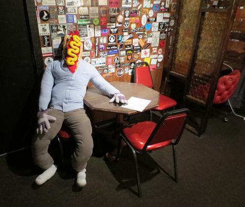 Hot Dog Man