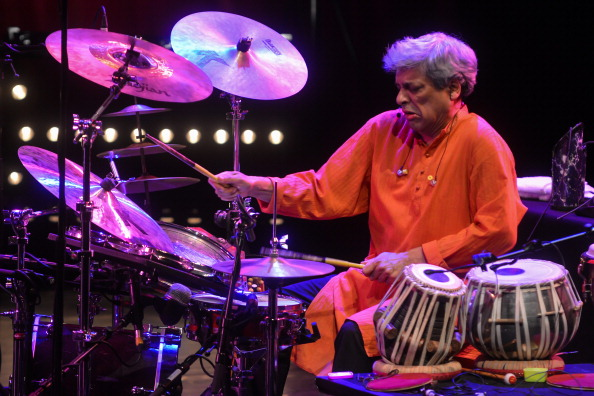 Trilok Gurtu at the 2013 London Jazz Festival. This dude is WILD. Click the image to check out a solo that will rock your world.