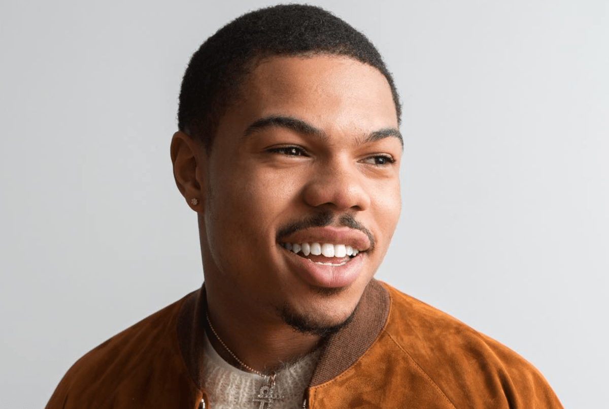 Taylor Bennett on Touring, Style, and Family