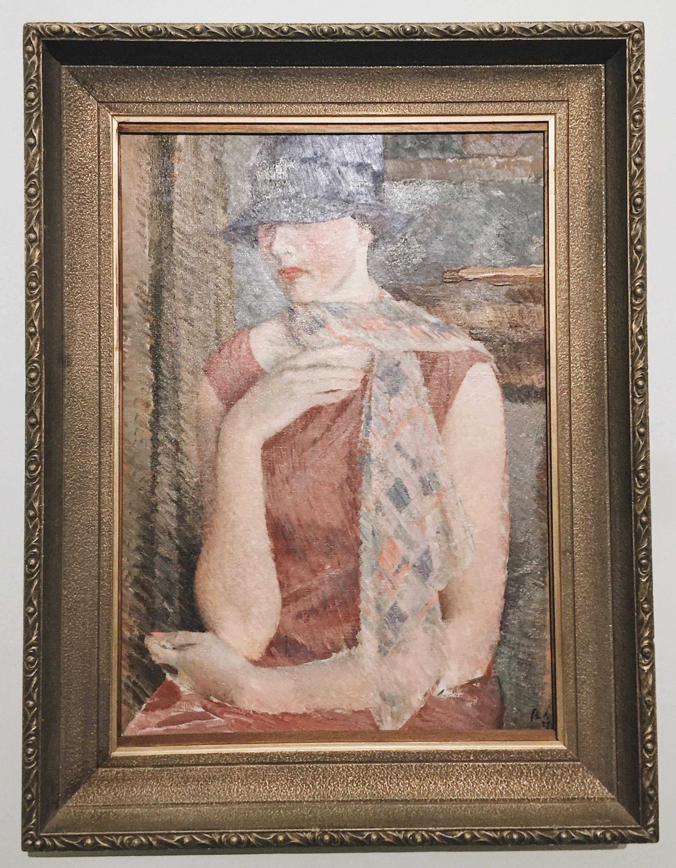 "Portrait of Nadezhda Nadezhdina by Vladimir Lebedev (1927, Russian Museum) A dancer, choreographer, Bolshoy Theatre performer,founder and art director of the State Academic Choreographic Ensemble ""Berezka"""
