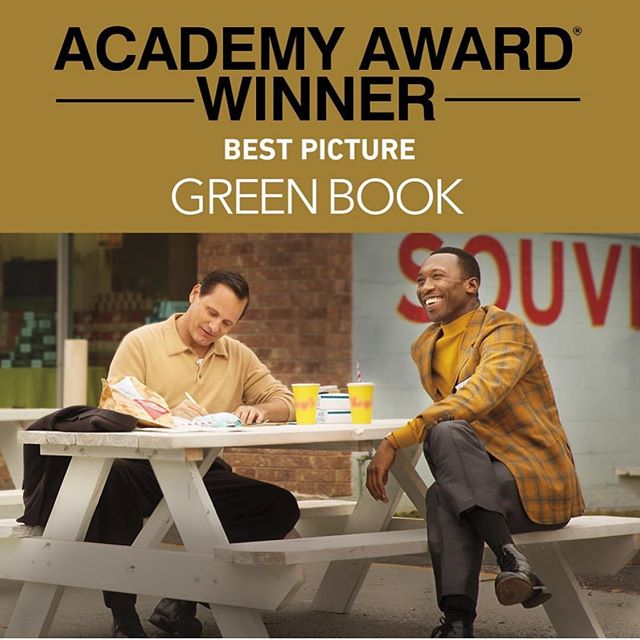 Congratulations to @greenbookmovie for winning Best Picture! We had the pleasure of working on the score for this film with composer @krisbowersmusic. #oscars2019