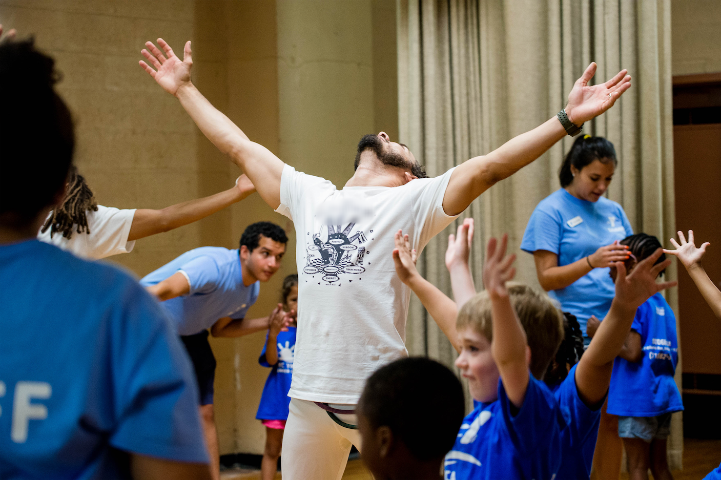 UPLIFTING & IMPROVING CHILDREN'S LIVES THROUGH ARTS, EDUCATION & COMMUNITY-BUILDING RESOURCES