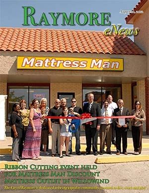 GRAND OPENING RIBBON CUTTING IN 2012