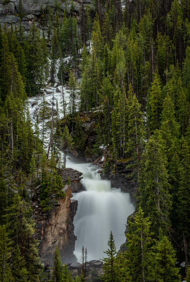 Beartooth River and Falls
