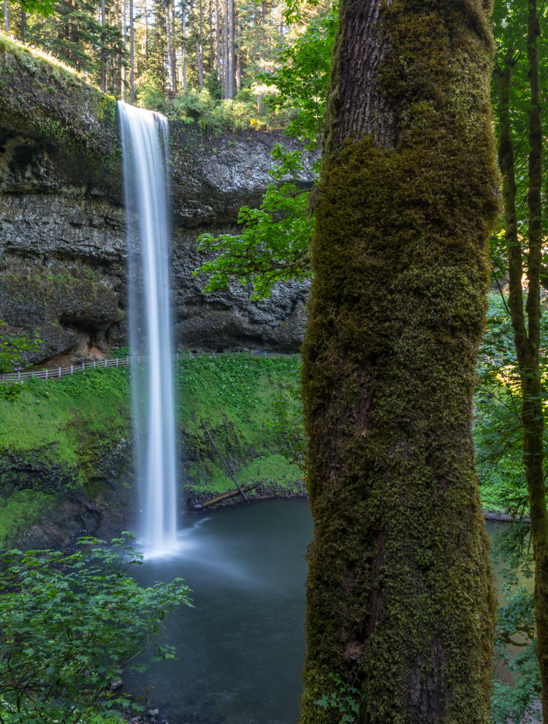 South Falls of Silver Creek