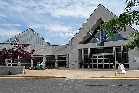 Centreville Regional Library - 14200 St Germain Dr, Centreville, VA 20121