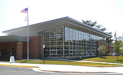 Thomas Jefferson Library - 7415 Arlington Blvd, Falls Church, VA 22042