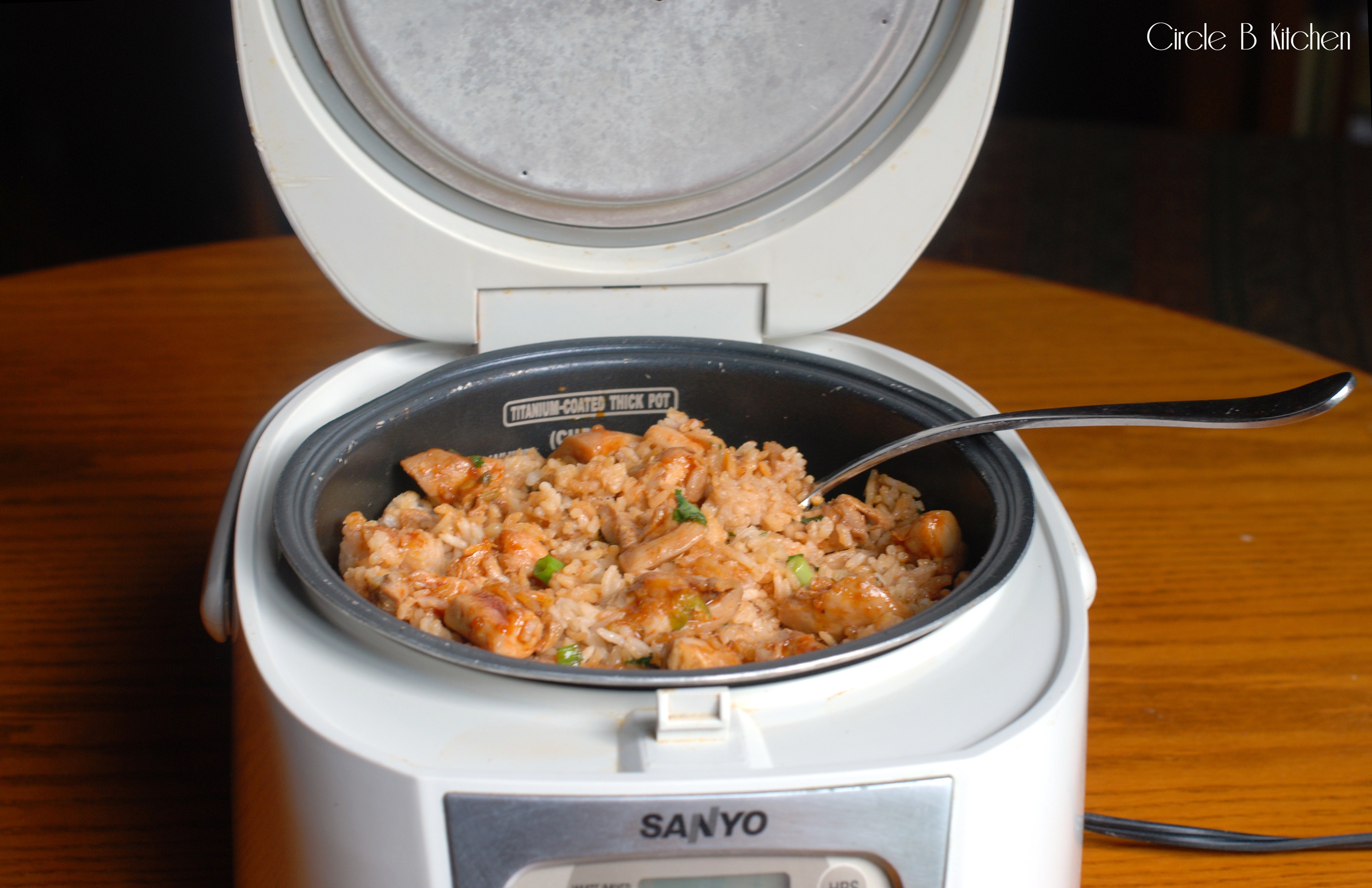 Claypot Chicken And Rice Circle B Kitchen