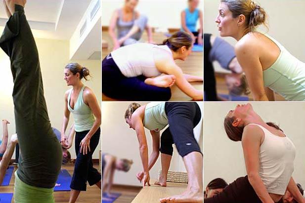 Atelier de yoga avec Katy Appleton à Geneve à INNERCITYOGA®