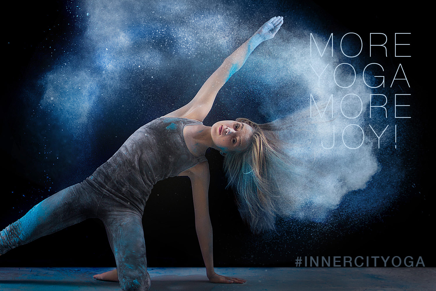 Members at INNERCITYOGA in Geneve / Geneva practice more with cheaper class cards and feel better
