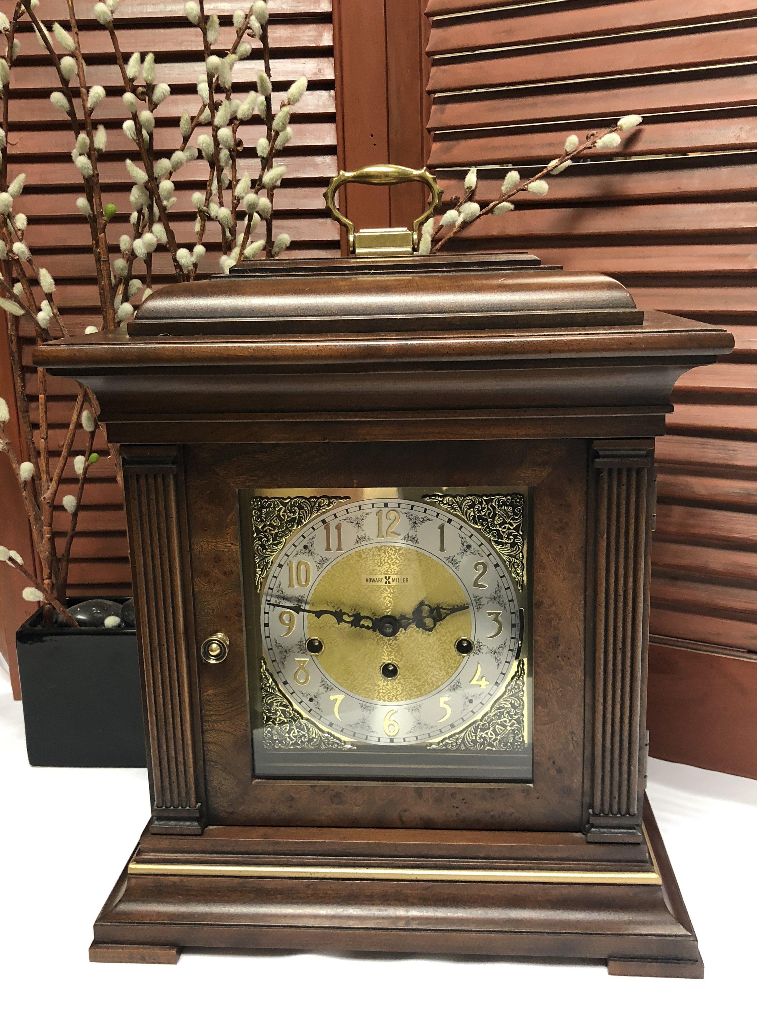 Howard Miller Mantle Clock   C0928   -   18493