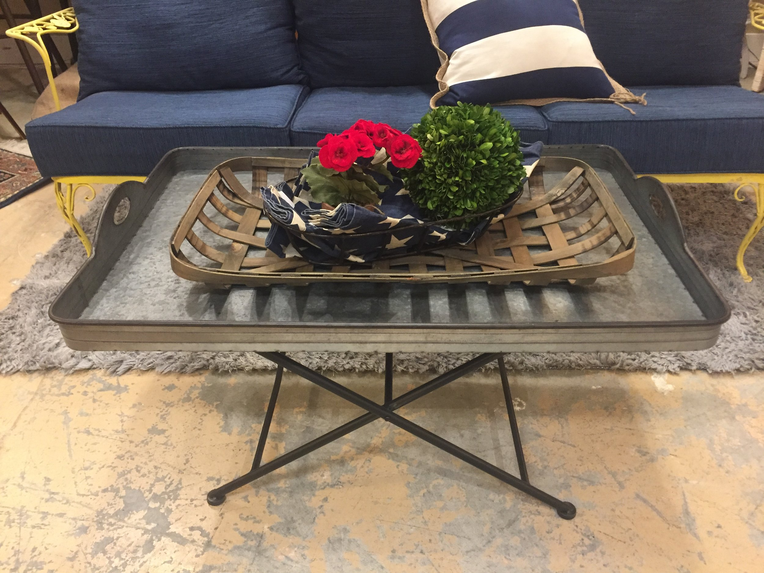 Botanist Tray Table $199.95 - 001 22073