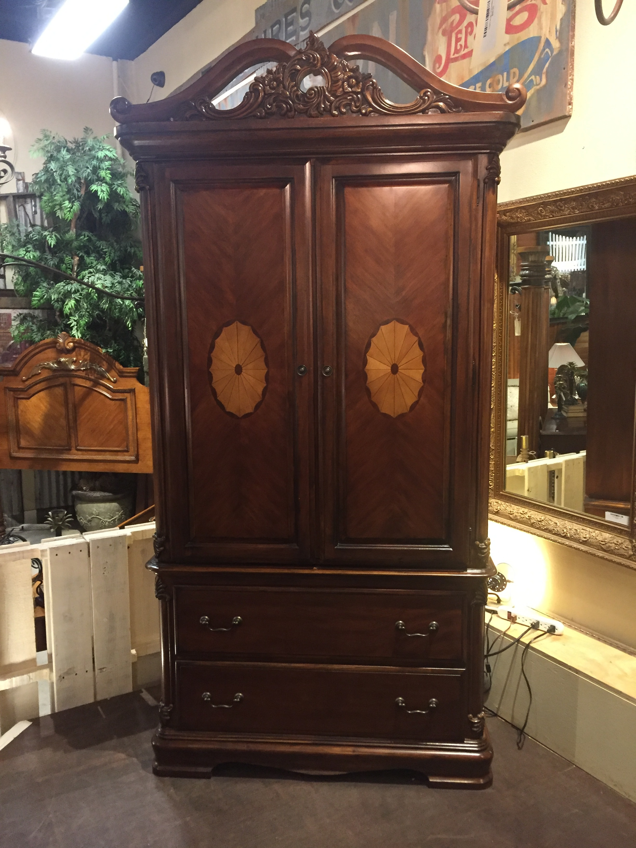TV Cabinet $199.95 C1001  -   21068