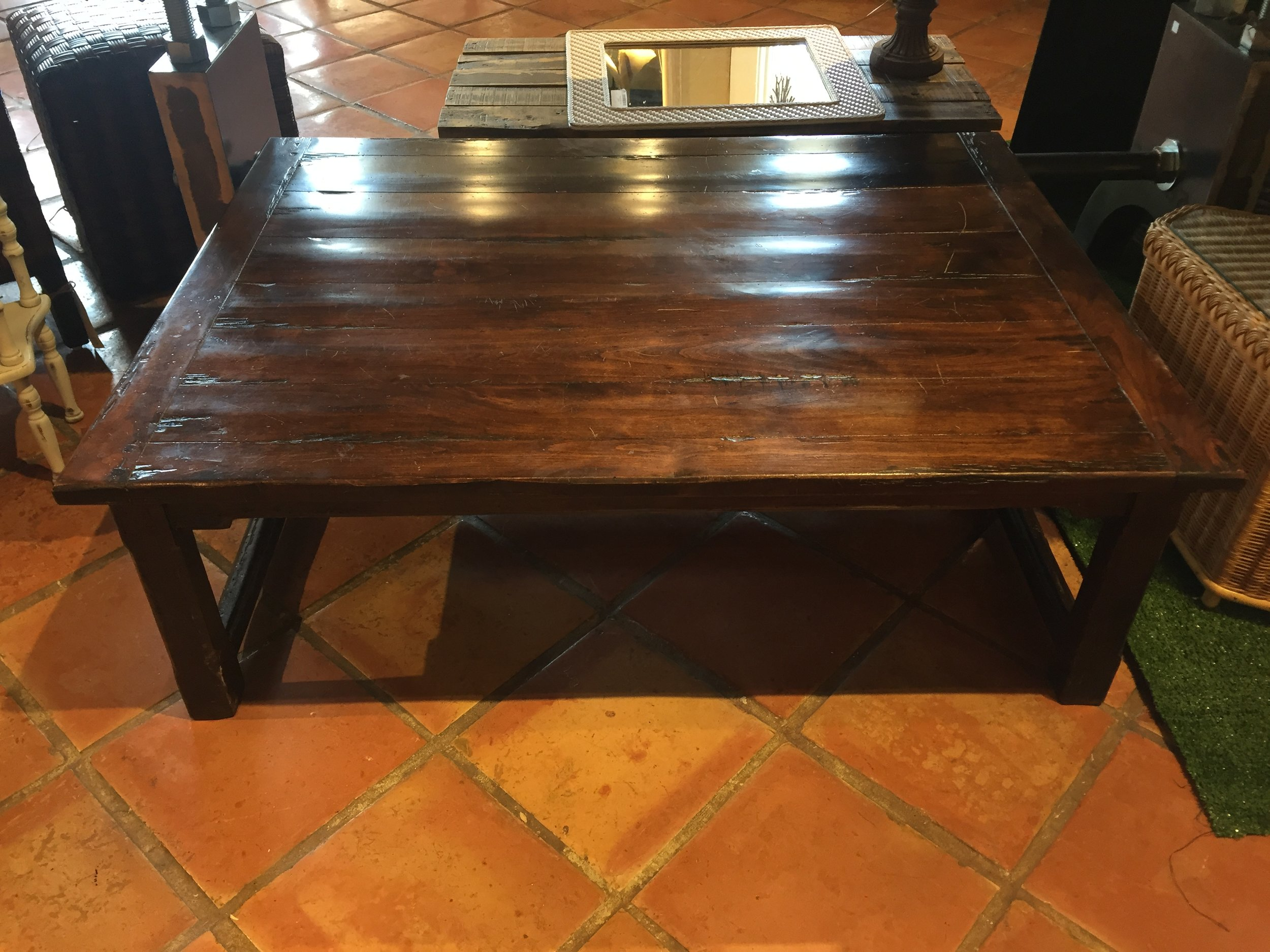 Baussman Coffee Table $395.95 - C1060 22606
