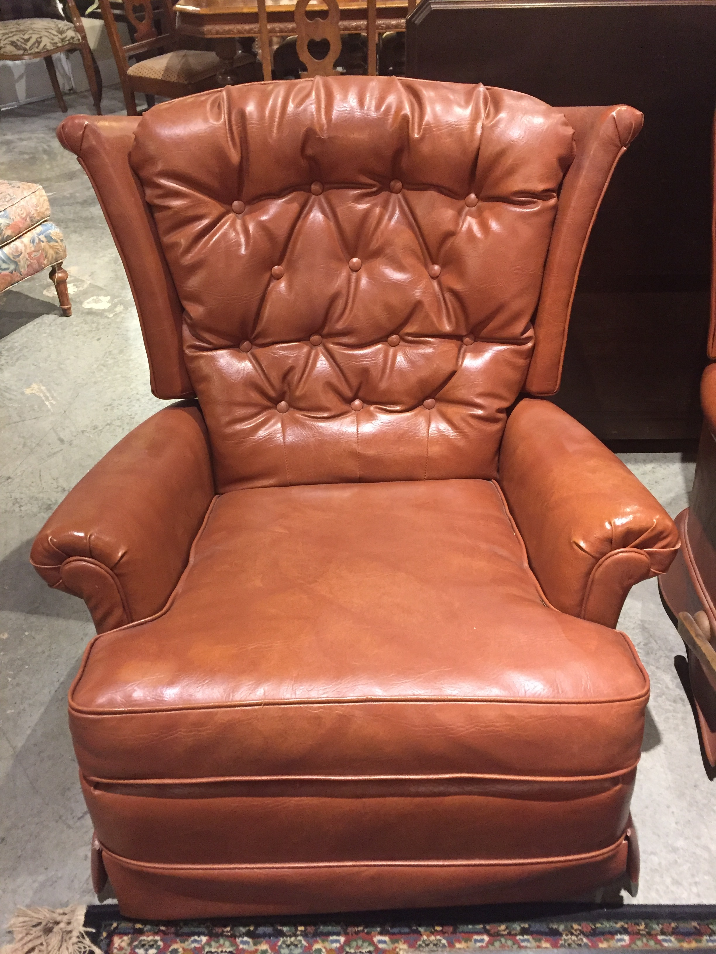 Vintage Recliner $119.95 - C1038 22655