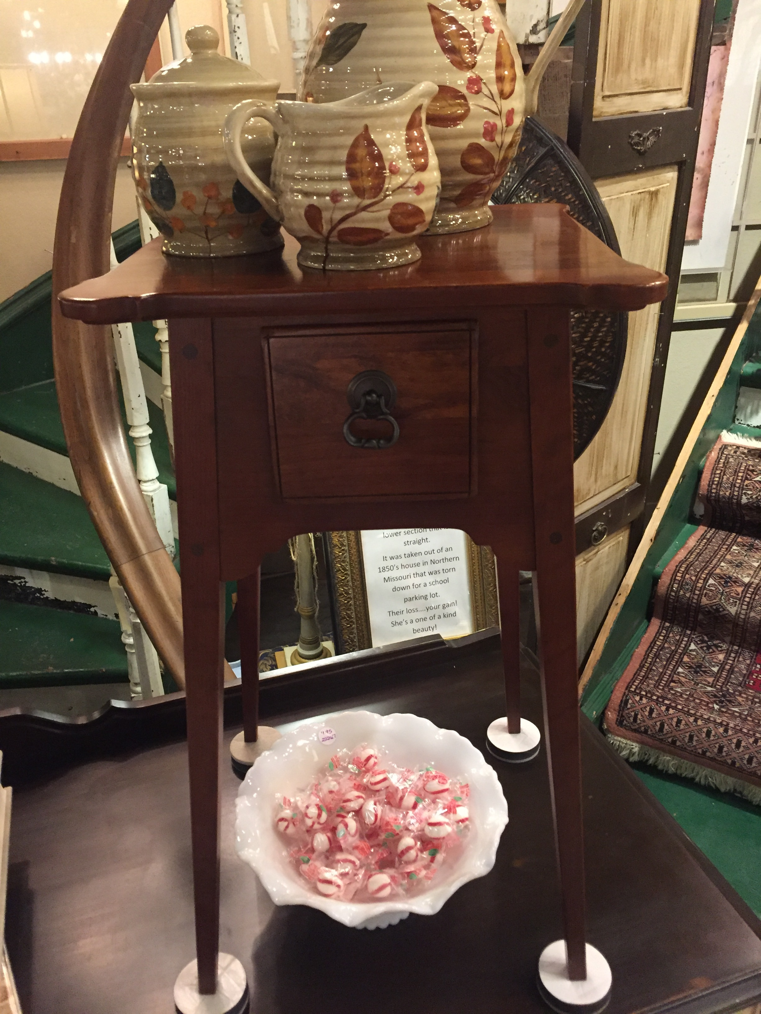 Small Lamp Table $89.95 - C1048 22652
