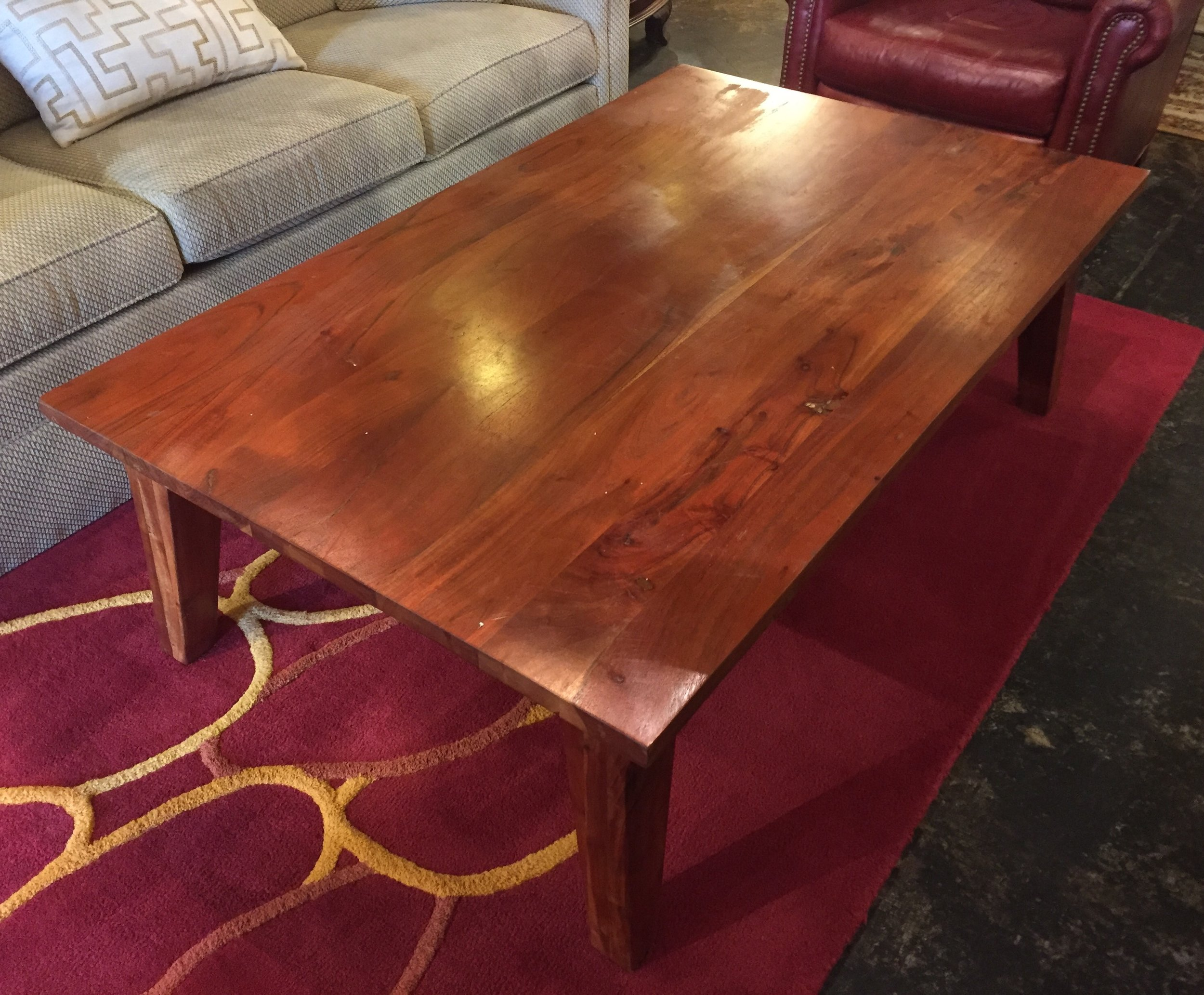 Large Coffee Table $349.95 - C1086