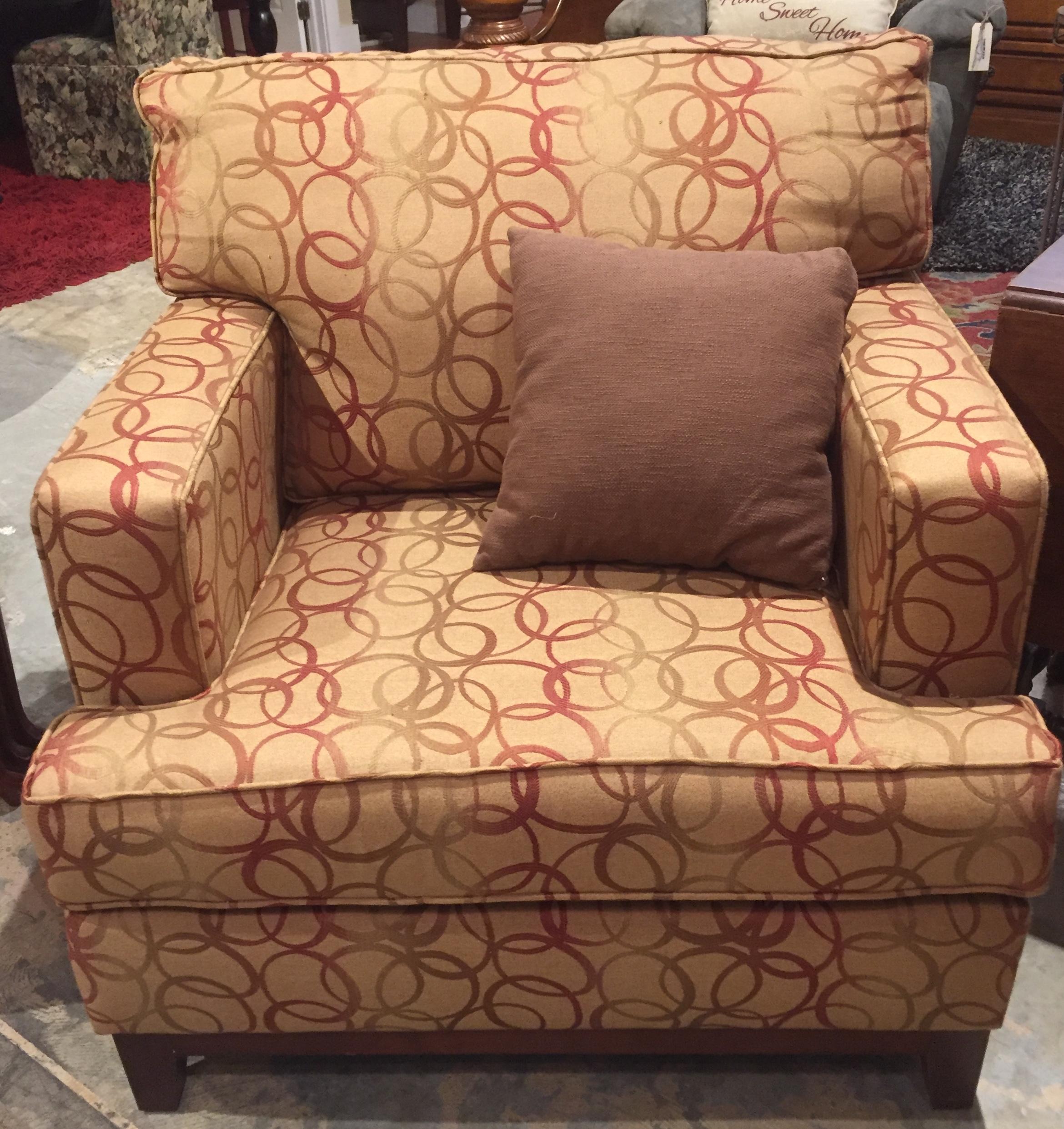 Charles Schneider Upholstered Chair $549.95 - C1108 24252