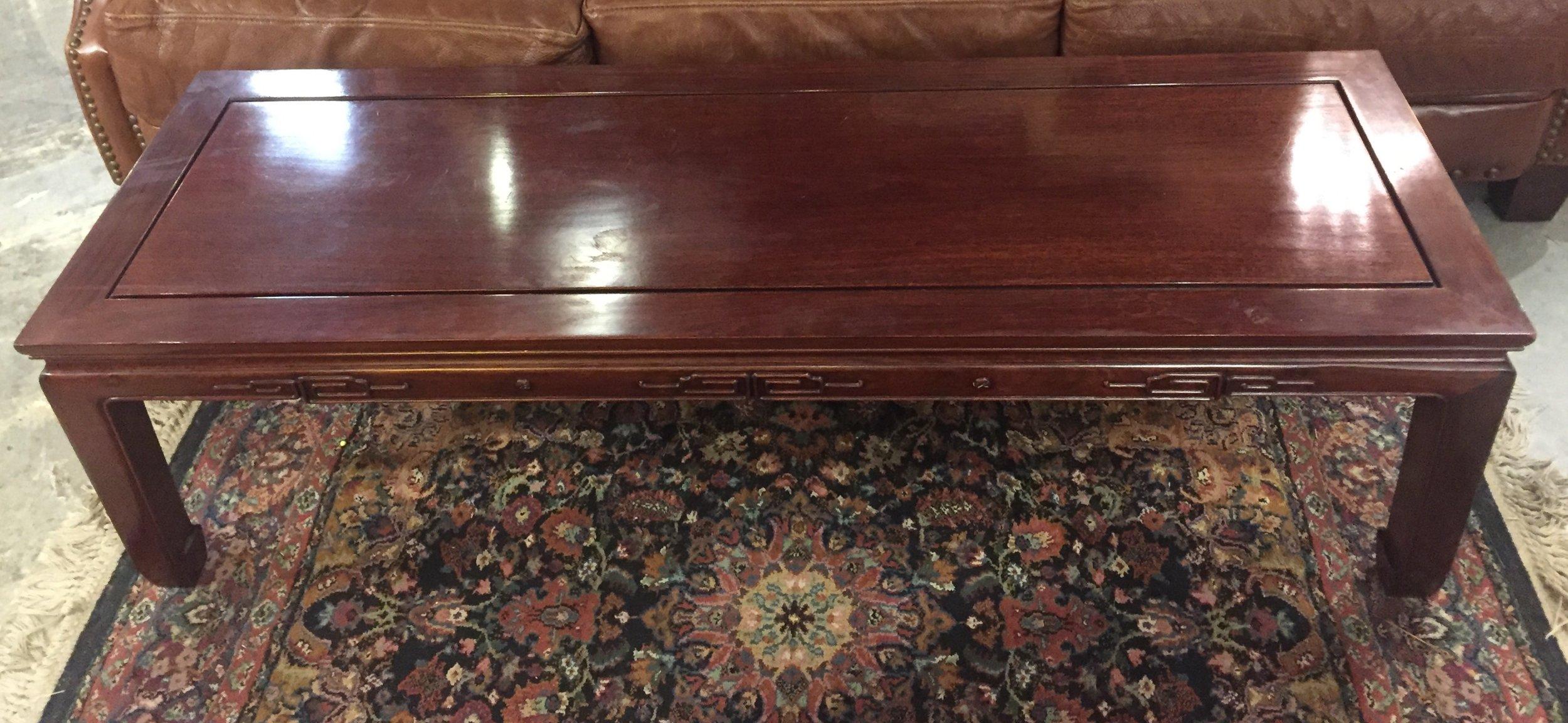 Oriental Coffee Table $89.95 - C1085 24265
