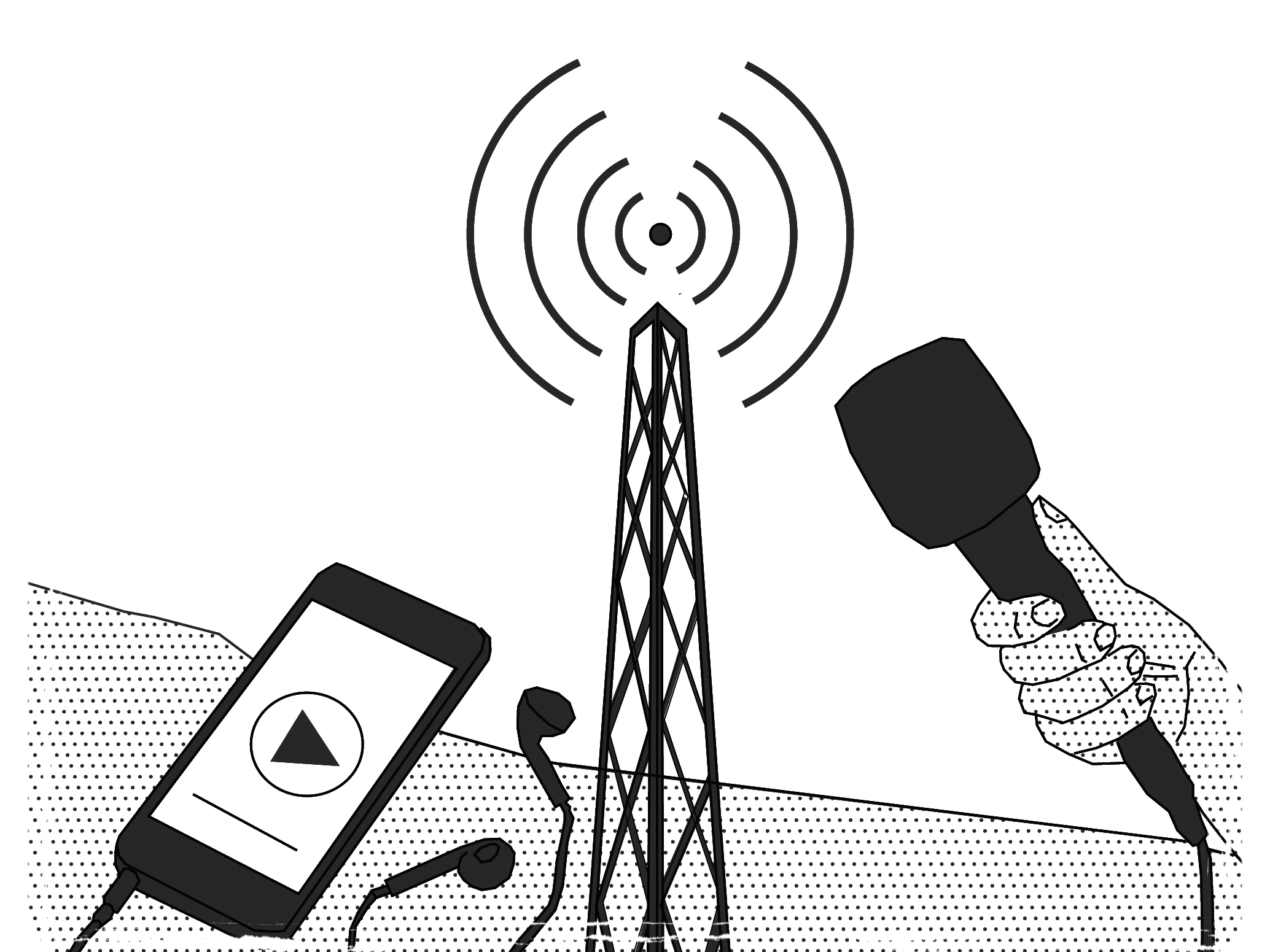 Podcasting -