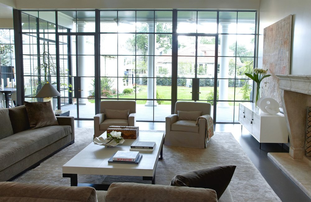 How To Balance Modern Interior Design In Historic Homes Ann Holden Design