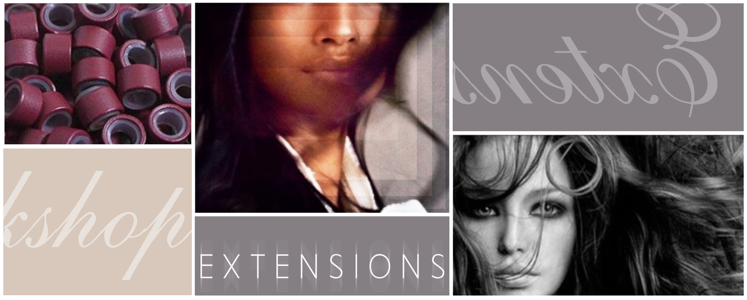 New York hair extensions classes are offered here at Luxury hair plus at our private studio
