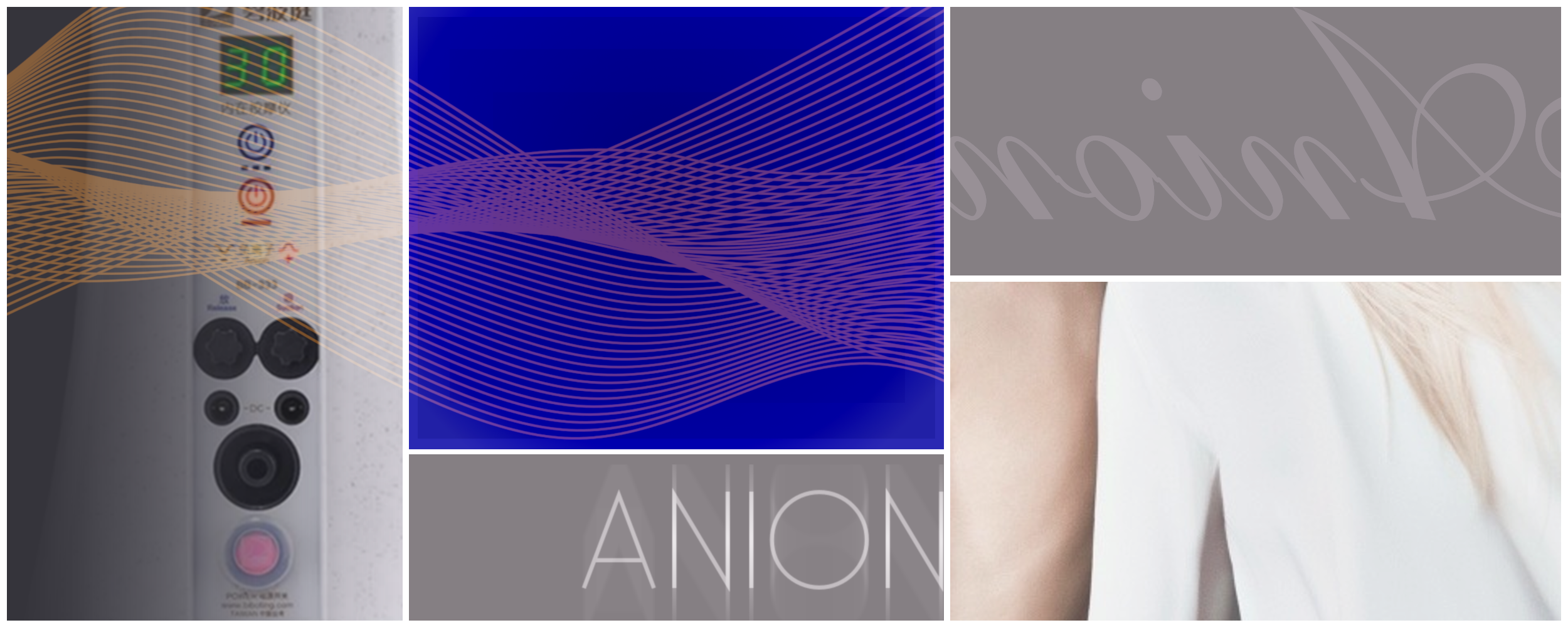 Magnetic cupping massage therapy is one part of the anion therapy process offered by luxury hair plus in nyc