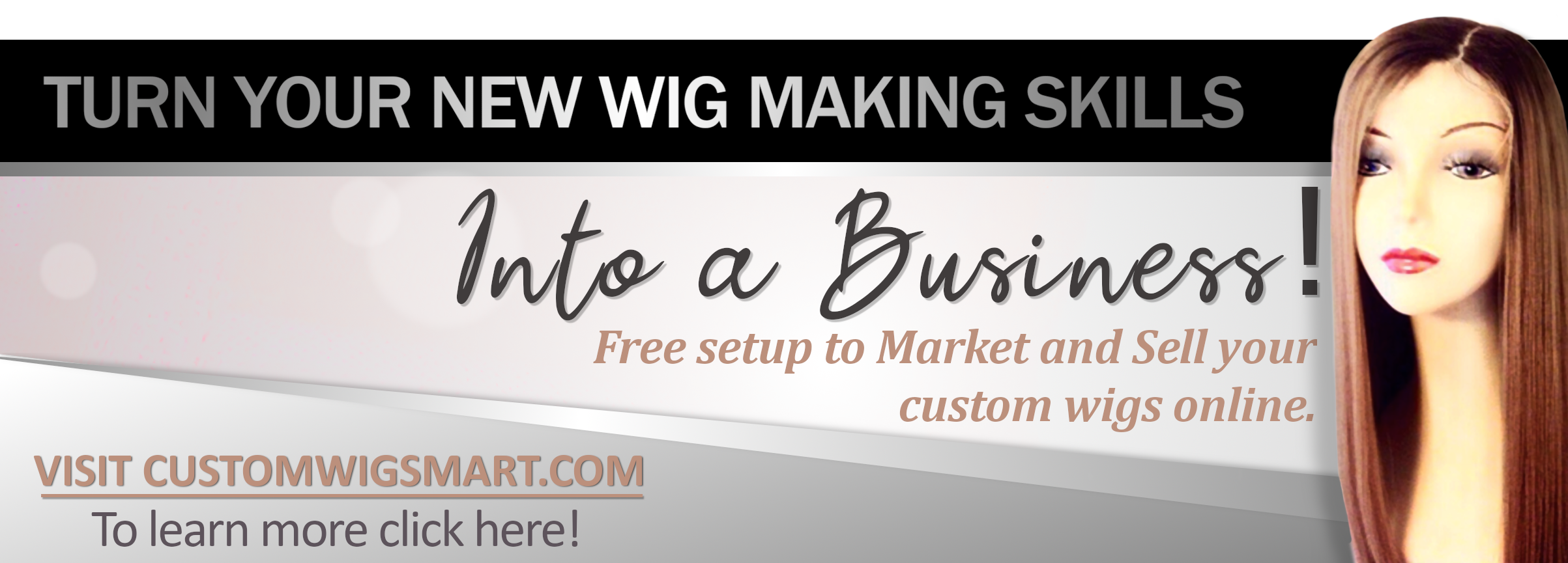 Learn to make lace front wigs at our New York City wig making workshop!