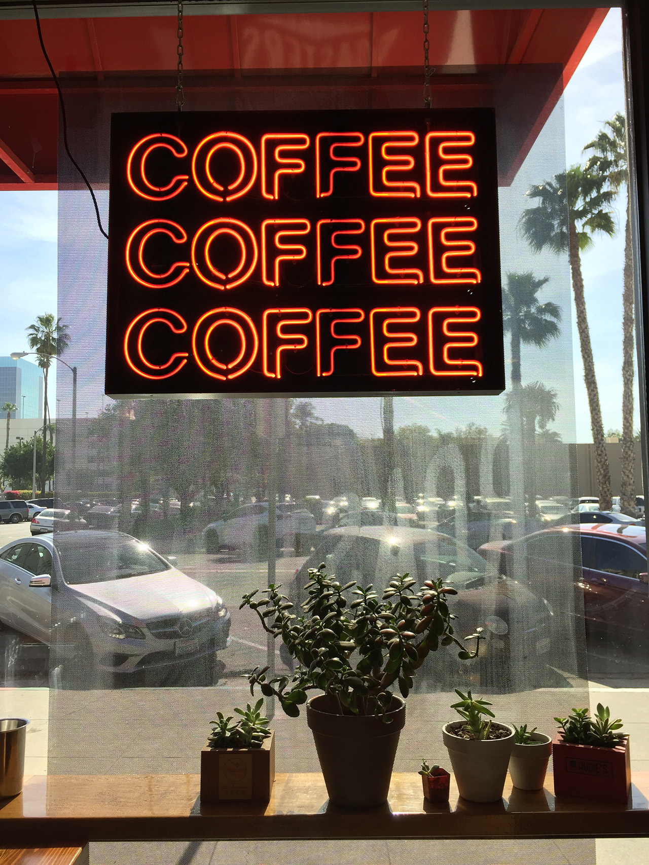 Augie's Coffee House in Riverside