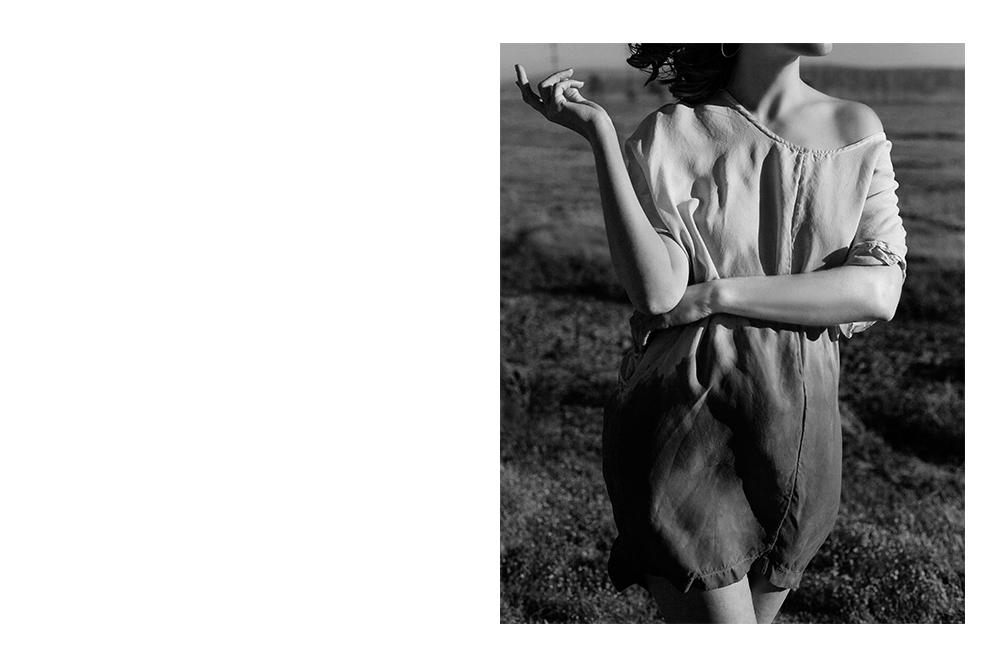 Jill Aiko Yee  'Sunset' tunic
