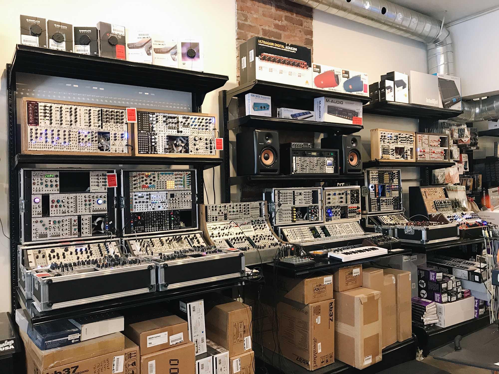 Moog Audio