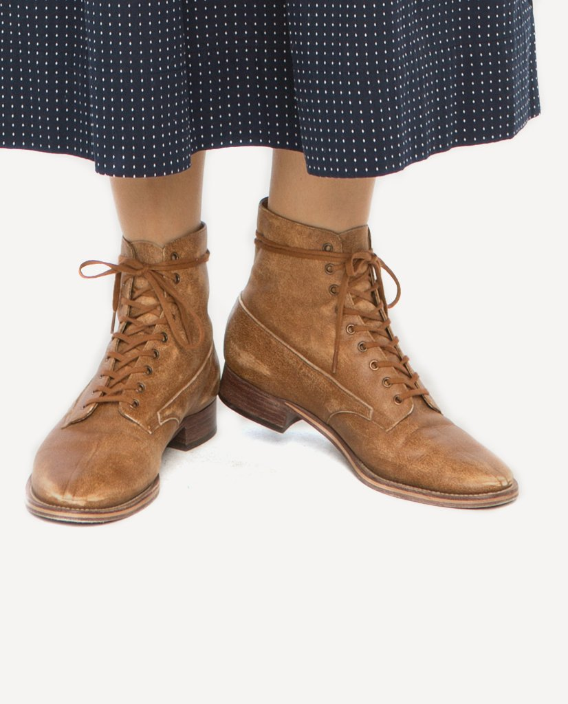 The Great 'Boxcar' boot in Cognac,  $425