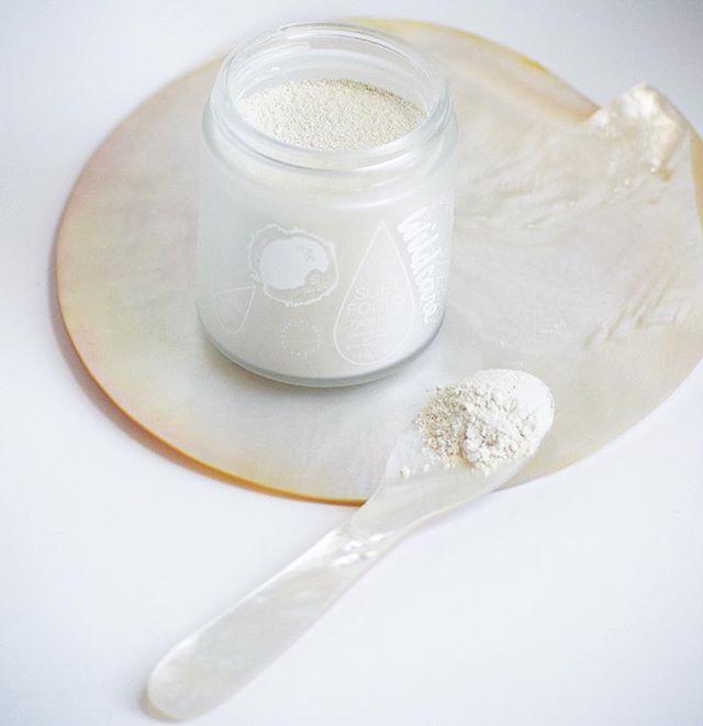 Wildcare 'Soft Focus Coconut Milk Mask,'  $32