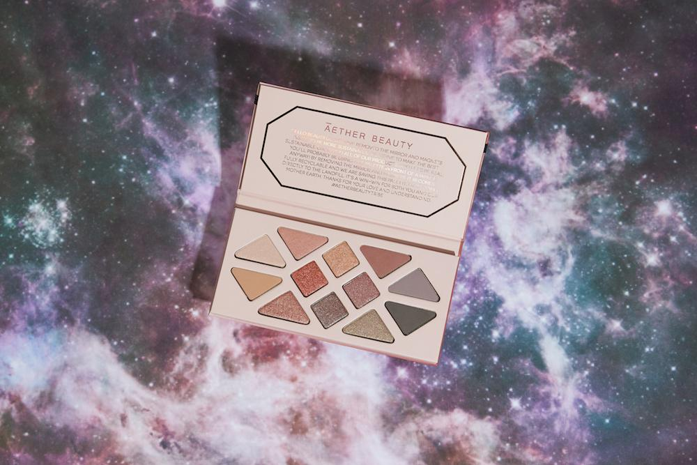 Aether Beauty 'Rose Quartz Crystal Gemstone' palette,  $58