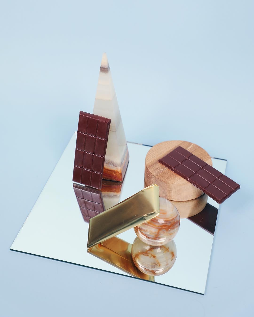 Claggie 75% Dark Chocolate Bar,  $10