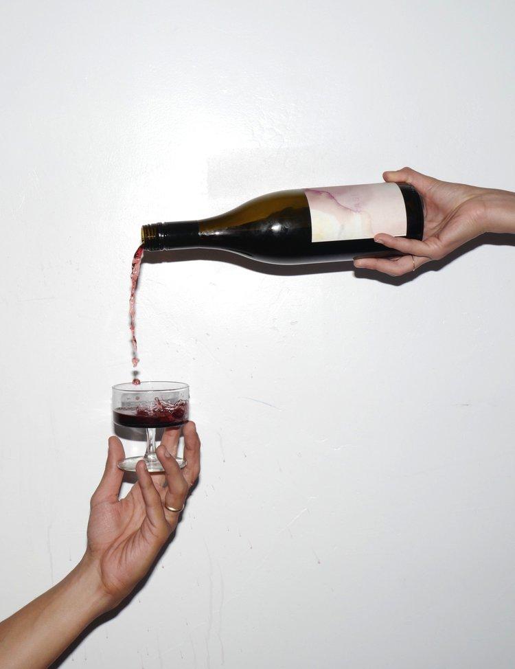 Say When Wine 'Rasi' 2017 Pinot Noir,  $45