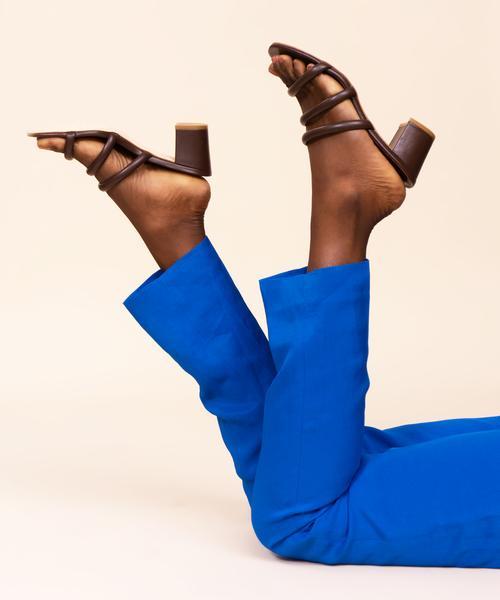 Charlotte Stone 'Belle' sandal,  $178