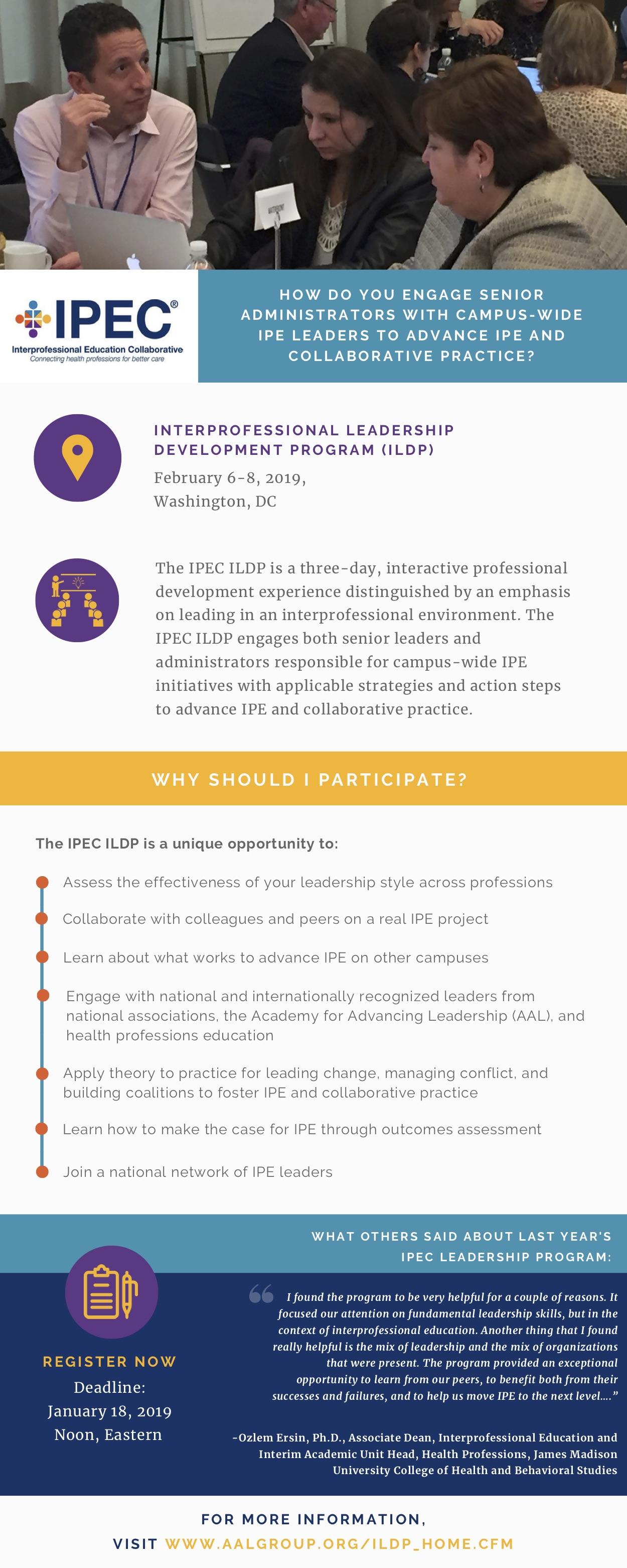 IPEC ILDP Infographic_College of Health Professions_Health Sciences.jpg