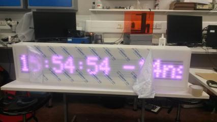 The ultra precise clock