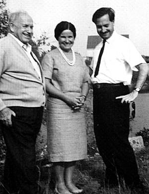 Paul, Margaret and John - The Paul Manship Family Papers
