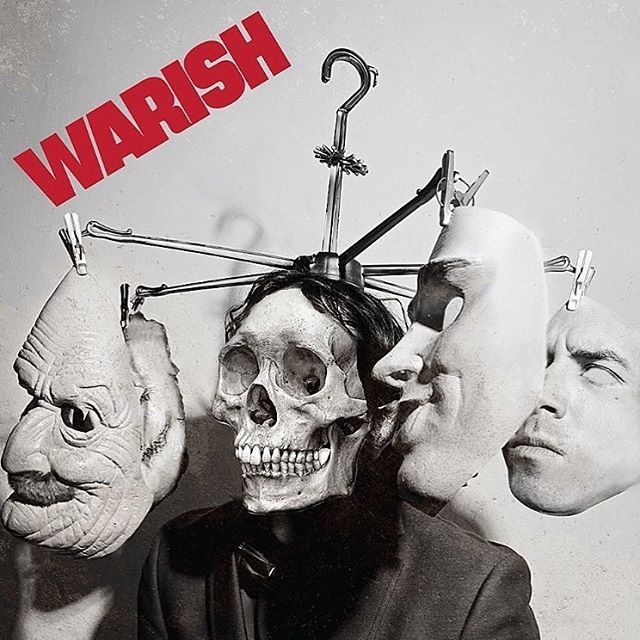 Stream a track off the @warish.usa debut self-titled album and read about the fuzzed out garage punk trio. Thanks for the interview @rileyhawk 🔊 . . . @brooselightning @alexicon_devil @easyriderrecord #warish #fuzz #skatepunk #ridingeasyrecords