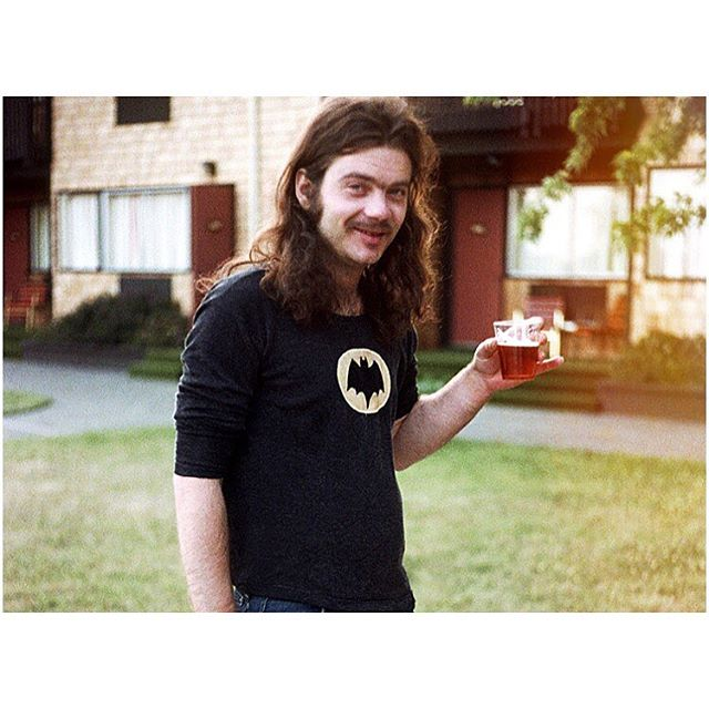 Yep, we already miss you. RIP evil one 🖤 #rokyerickson #seeyouontheotherside