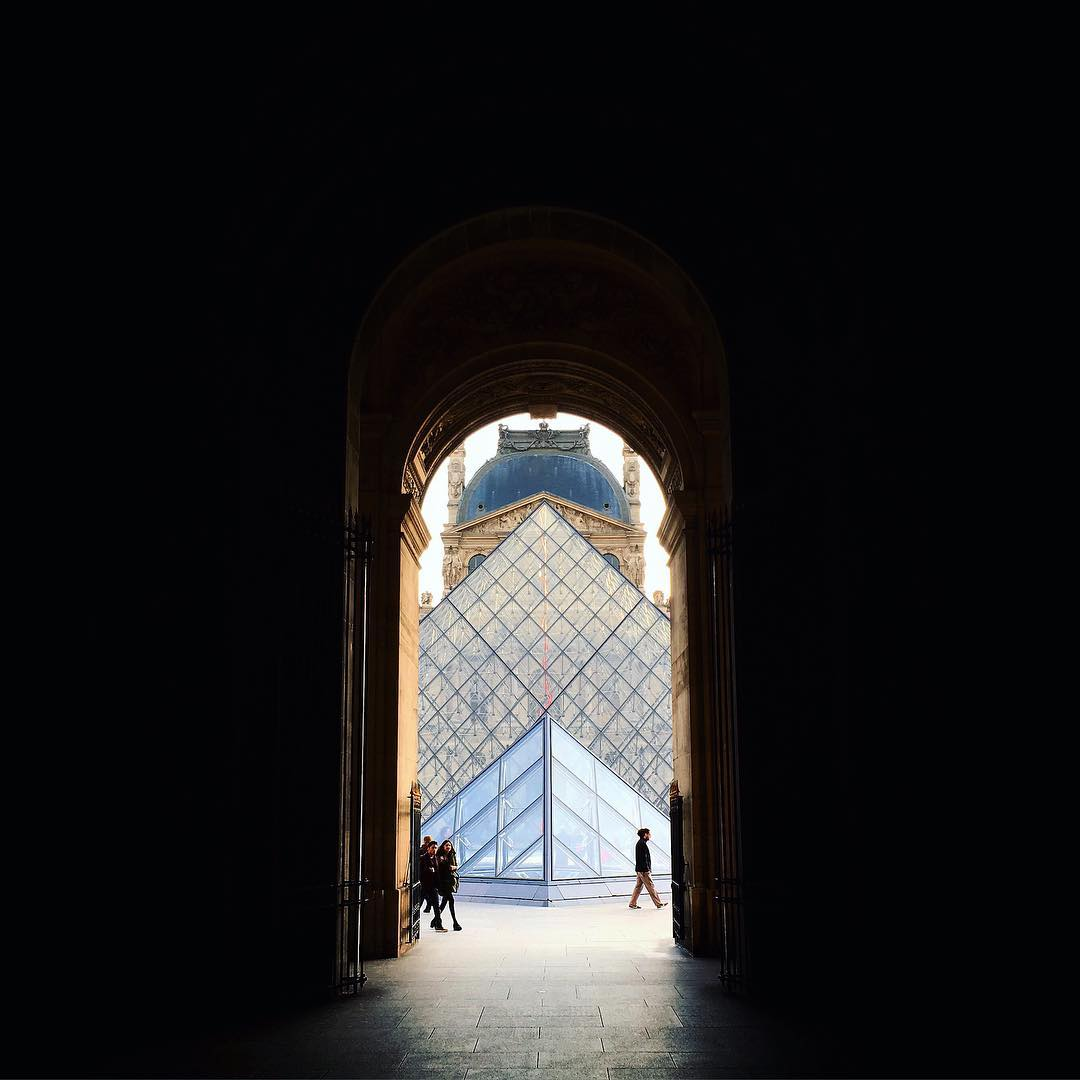 Louvre | Photography: Unknown