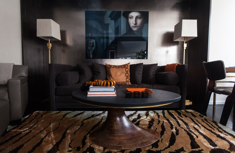 Photography: Emily Assiran/New York Obesrver | Interior - David Scott
