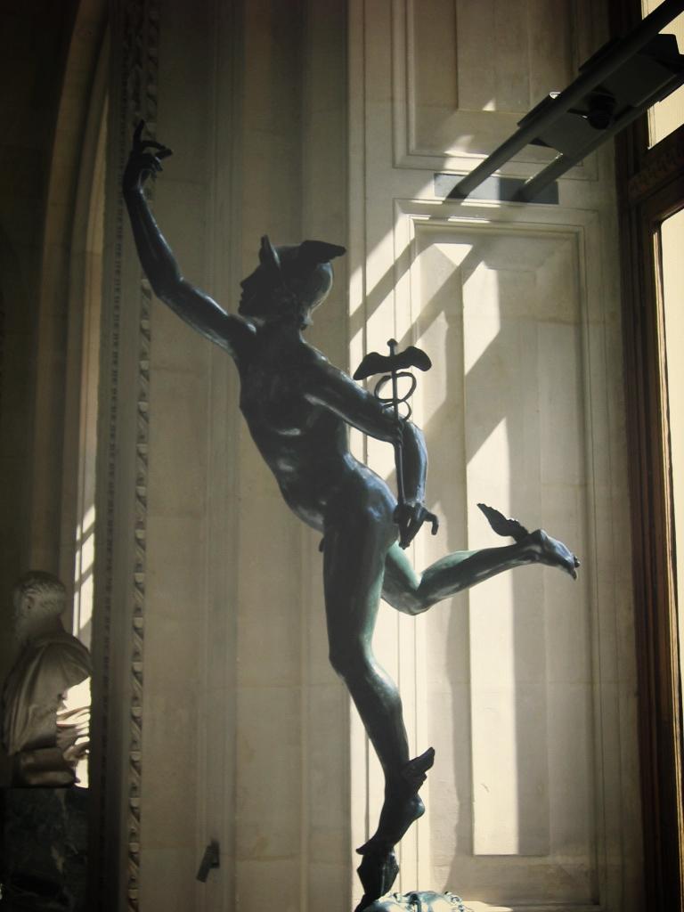 Photography: tM | Mercury | Louvre