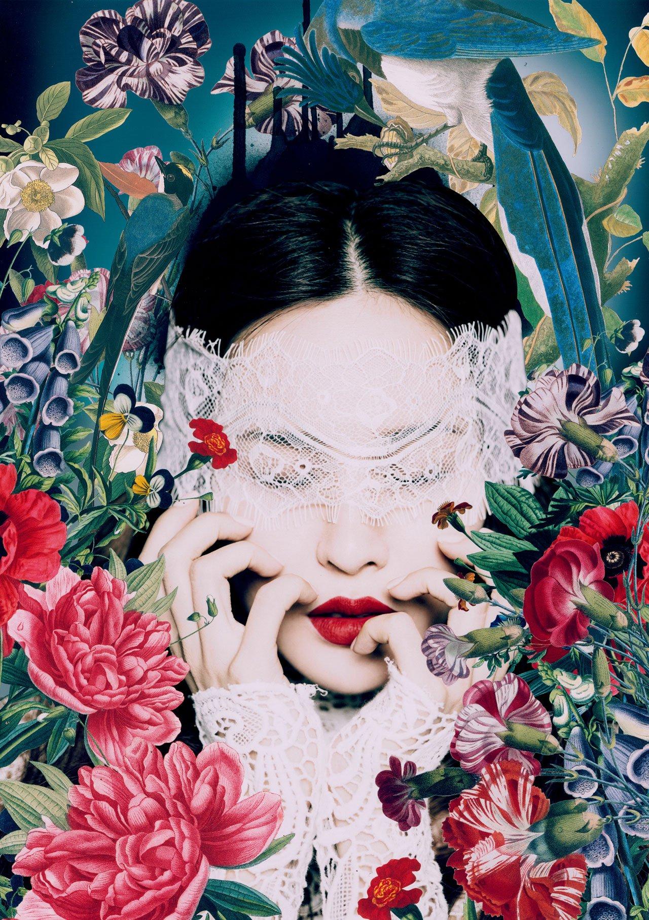 Artist: Alexandra Gallagher | Chasing Poppy