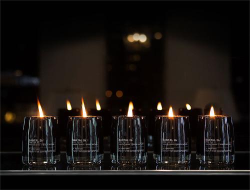 Photography: Violet Grey   Le Labo Santal 26 Candle