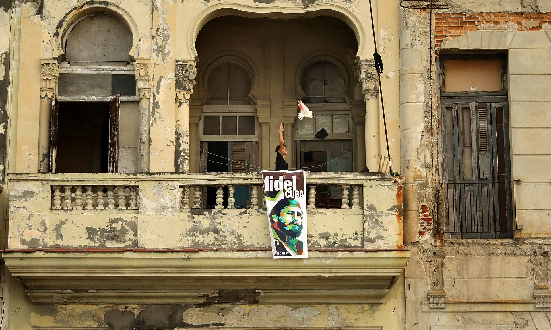 Photography: Chip | Cuba | Days after Fidel's Passing